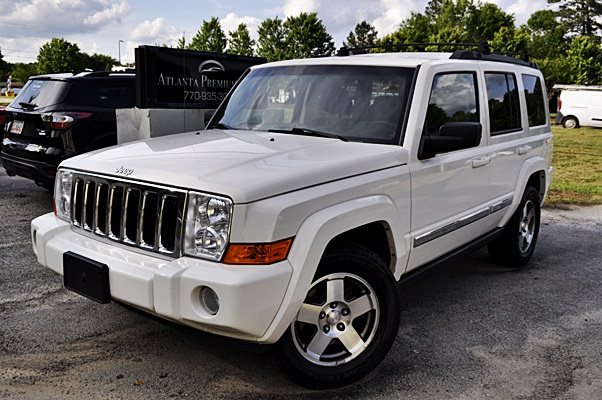 2010 Jeep Commander Sport photo