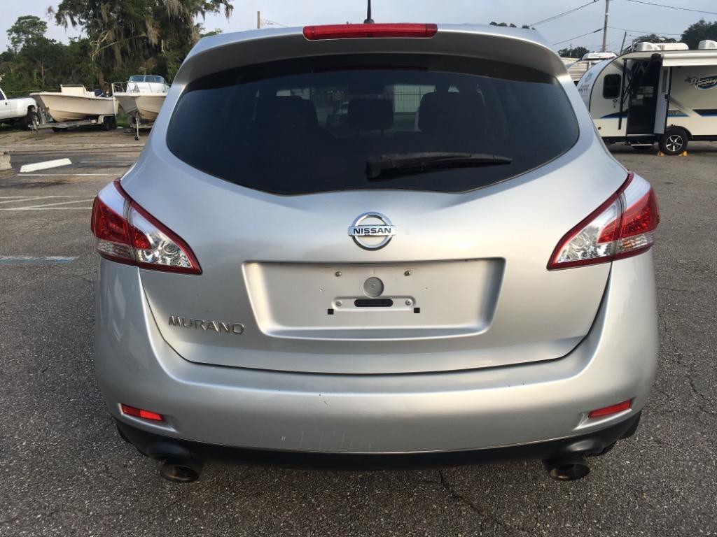 2014 Nissan Murano S photo
