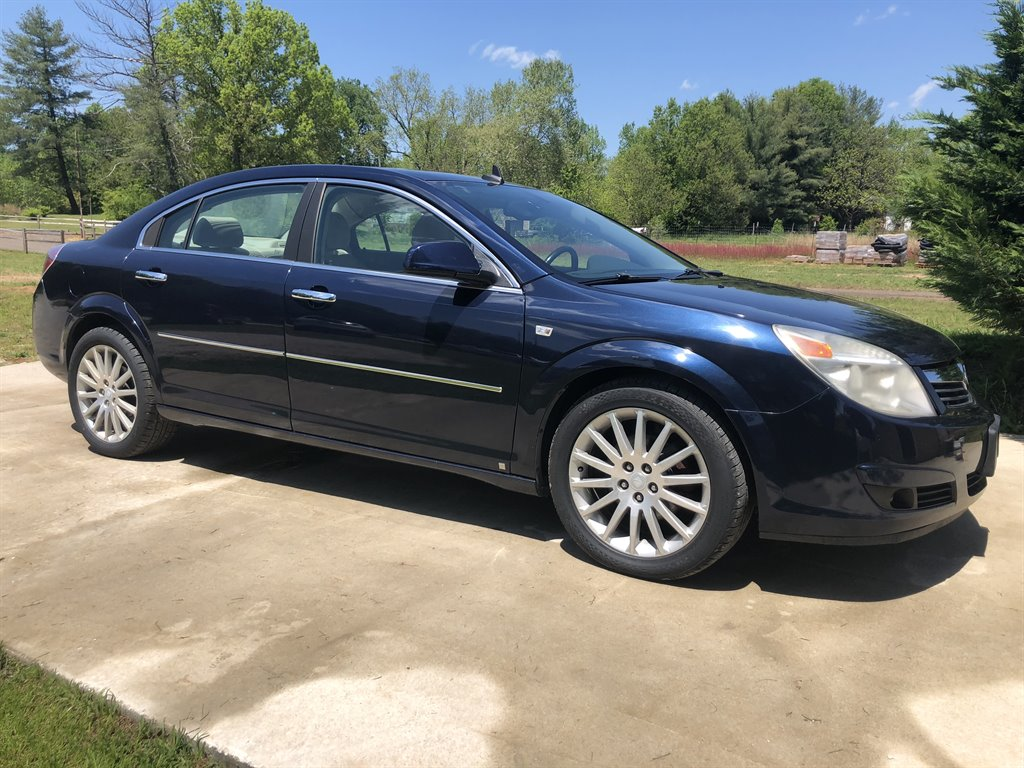 2008 Saturn Aura XR photo