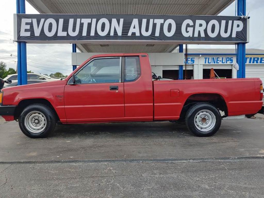 1988 Dodge Ram 50 Pickup