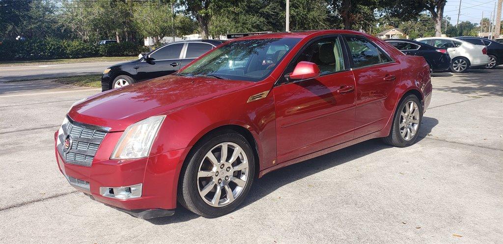 2009 Cadillac CTS 3.6L DI photo