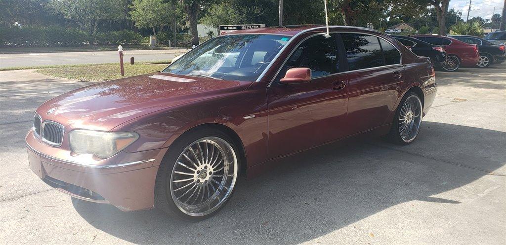 2004 BMW 7-Series 745Li photo