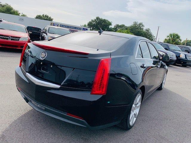 2014 Cadillac ATS 2.5L photo