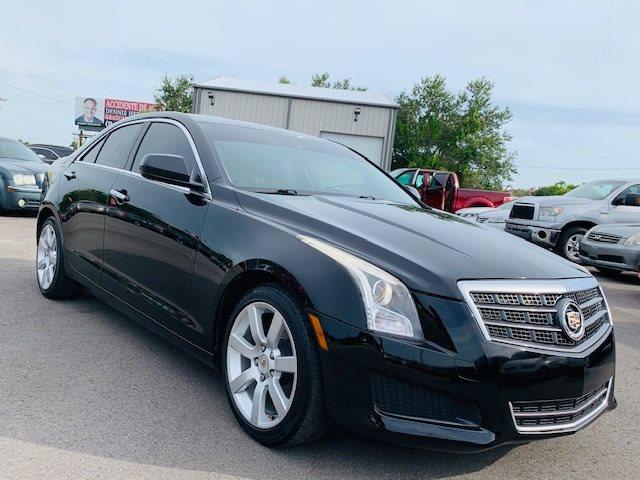 The 2014 Cadillac ATS 2.5L photos
