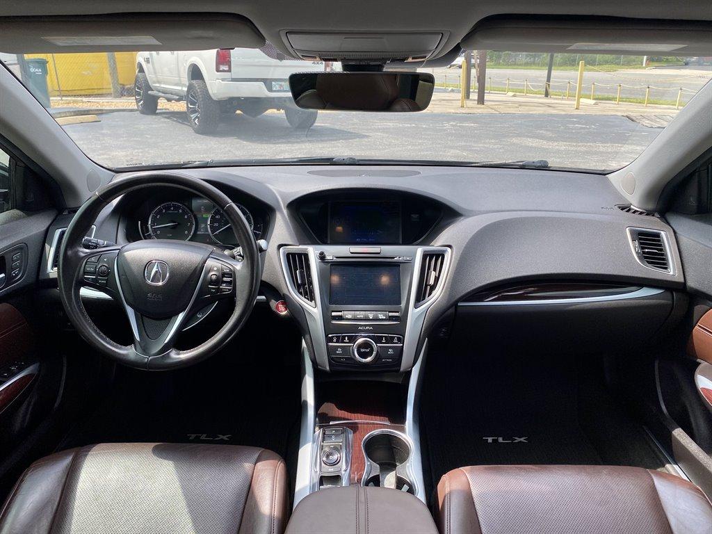 2016 Acura TLX Base 3.5l photo