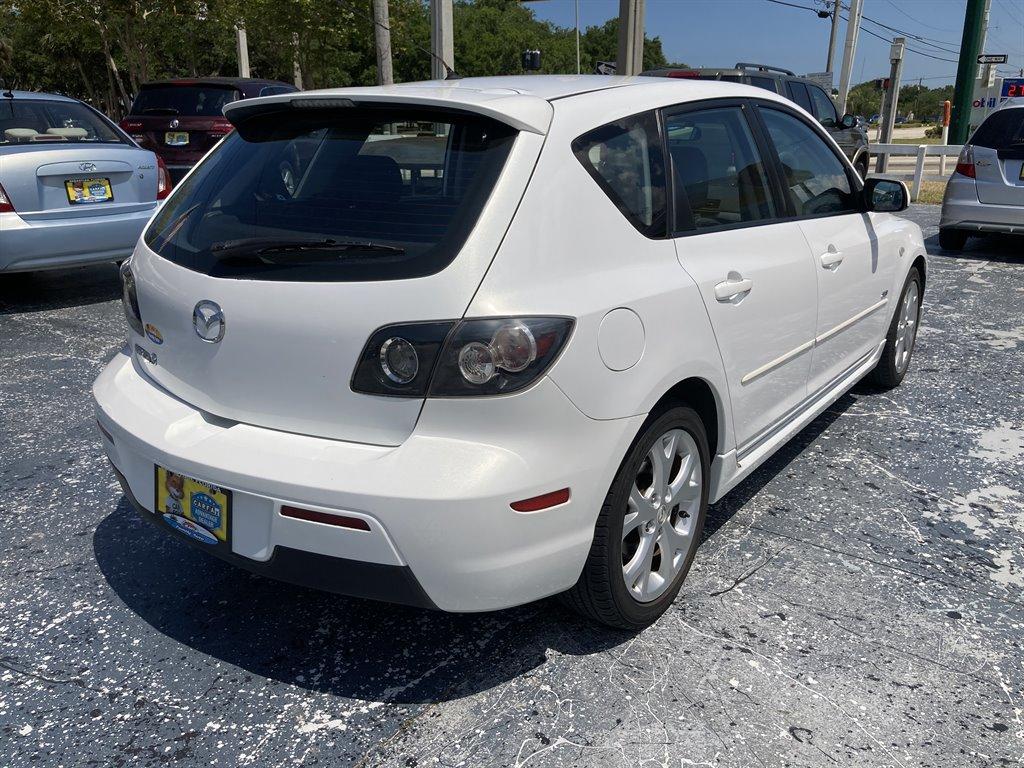 2007 Mazda Mazda3 s Sport photo