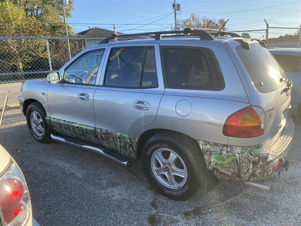 2004 Hyundai Santa Fe GLS photo