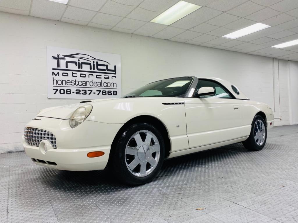 2003 Ford Thunderbird Deluxe photo