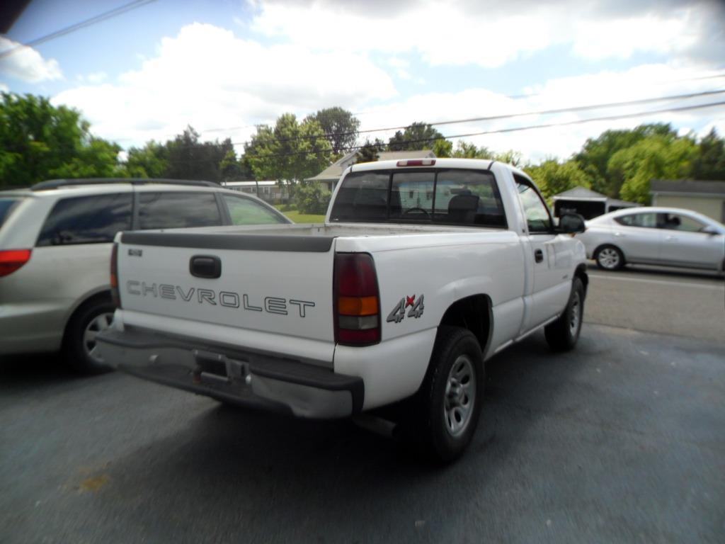 2000 Chevrolet Silverado 1500 photo