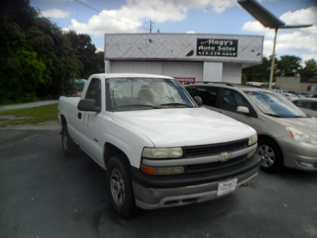 The 2000 Chevrolet Silverado 1500 photos