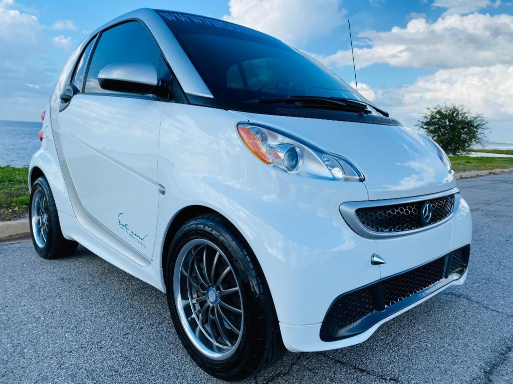 2015 smart Fortwo passion photo