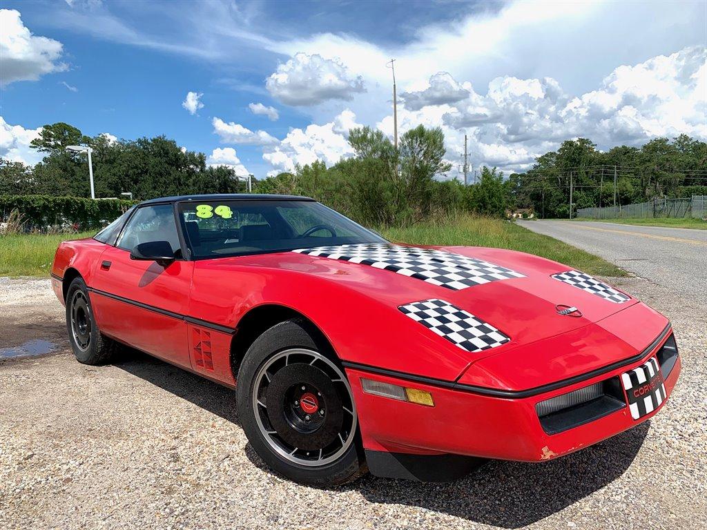 1984 Chevrolet Corvette photo