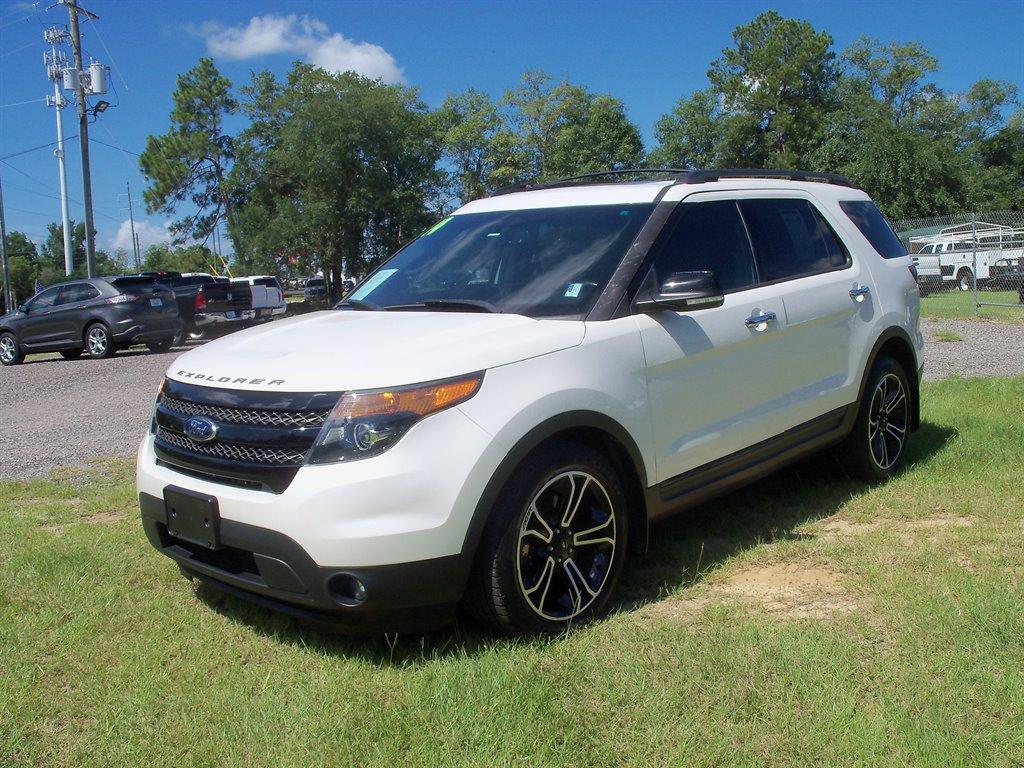 2014 Ford Explorer Sport photo