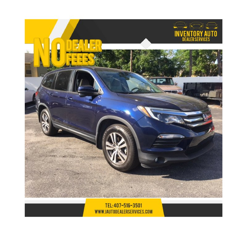 2016 Honda Pilot EX photo