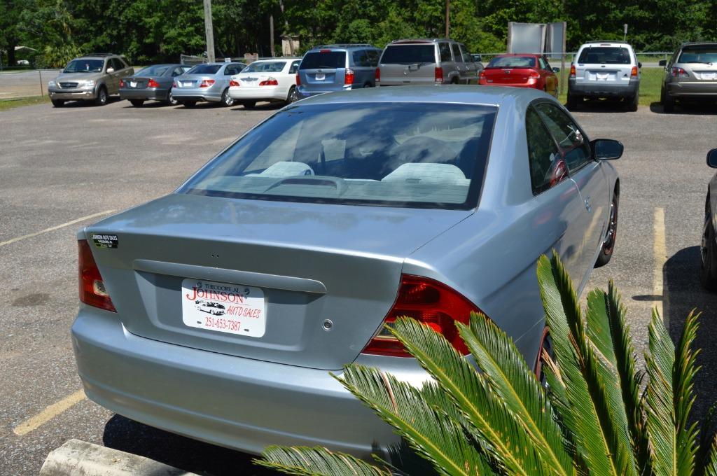 2001 Honda Civic LX photo