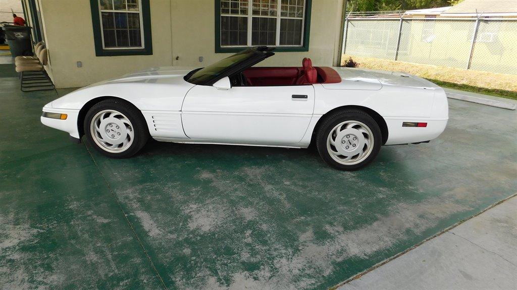1992 Chevrolet Corvette photo
