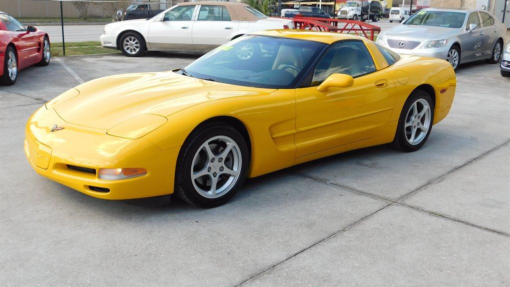 2000 Chevrolet Corvette photo