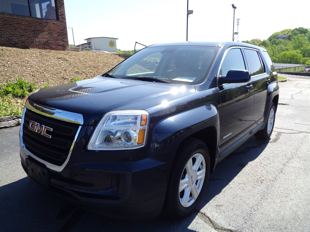 2016 GMC Terrain SLE1 photo