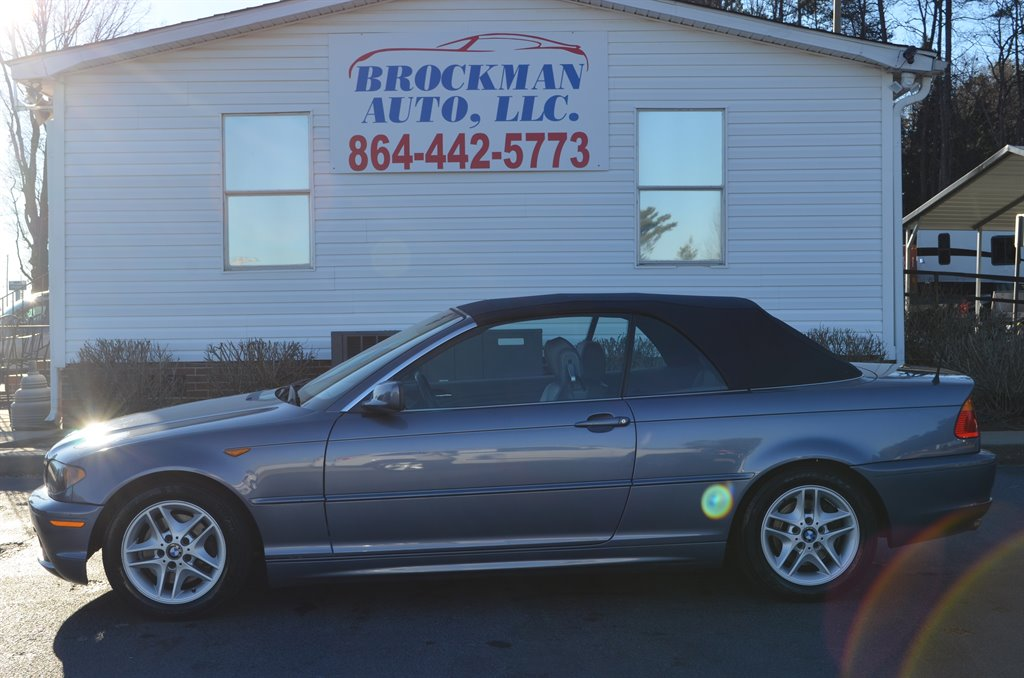 2004 BMW 3-Series 325Ci photo