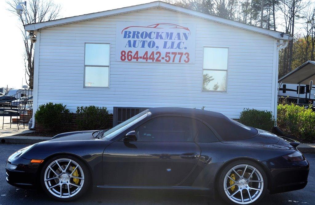 2007 Porsche 911 Carrera photo