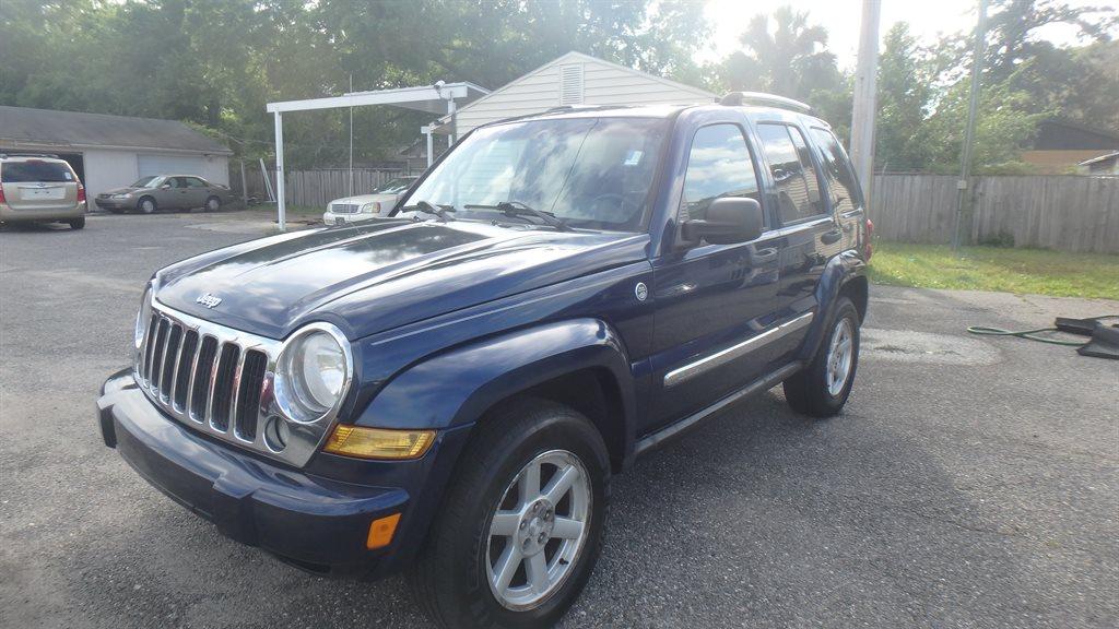 2005 Jeep Liberty Limited photo