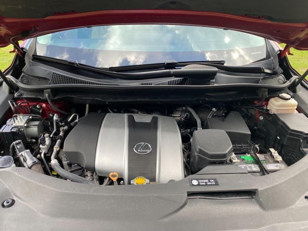 2017 Lexus RX 350 photo