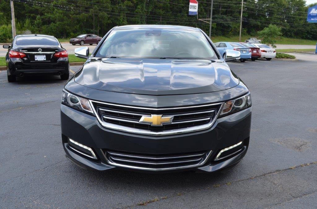 2015 Chevrolet Impala LTZ photo
