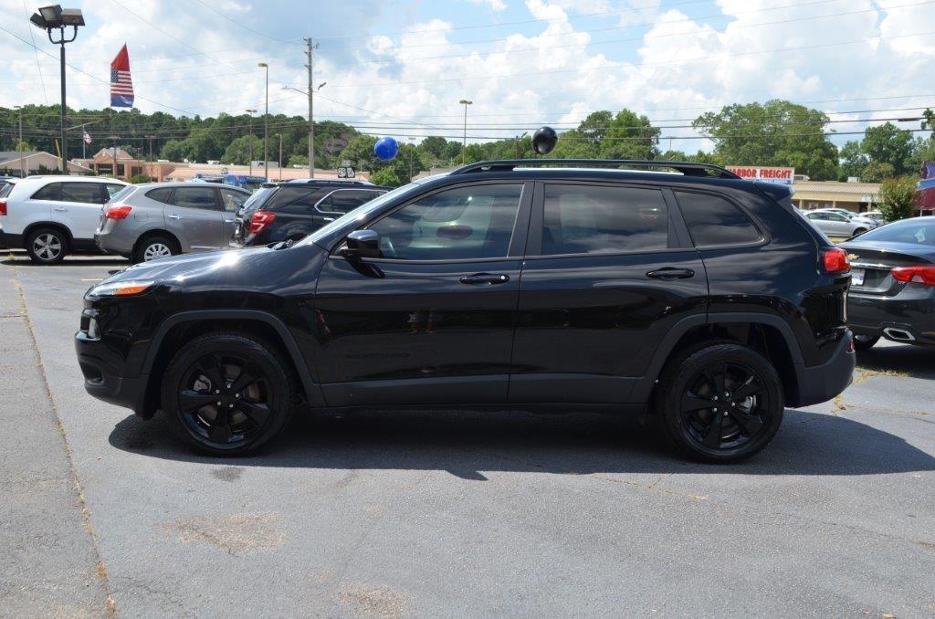2018 Jeep Cherokee Latitude photo