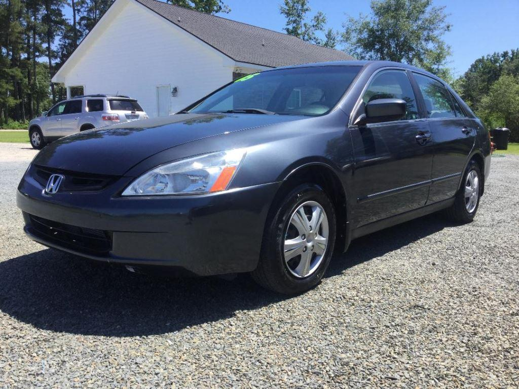The 2005 Honda Accord LX