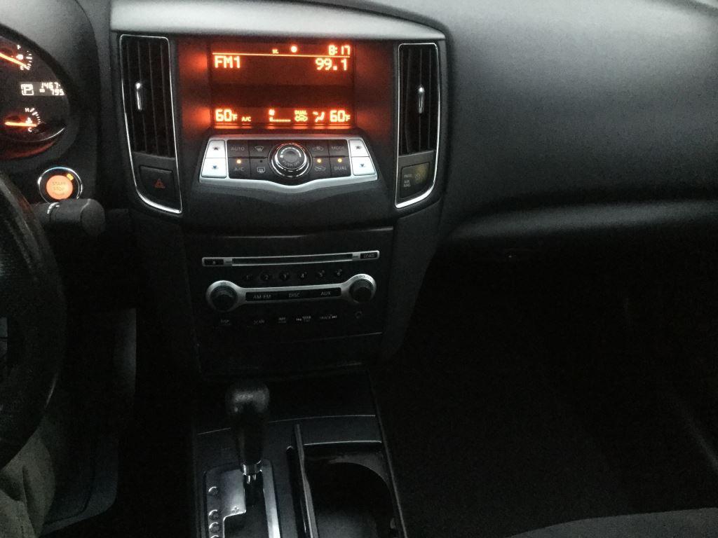 2014 Nissan Maxima 3.5 S photo