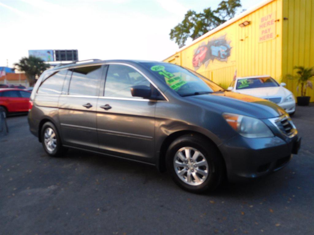 2010 Honda Odyssey EX-L photo