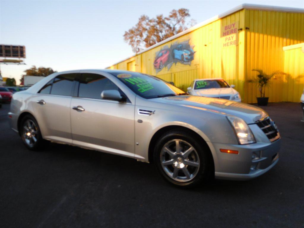 2009 Cadillac STS V6 photo