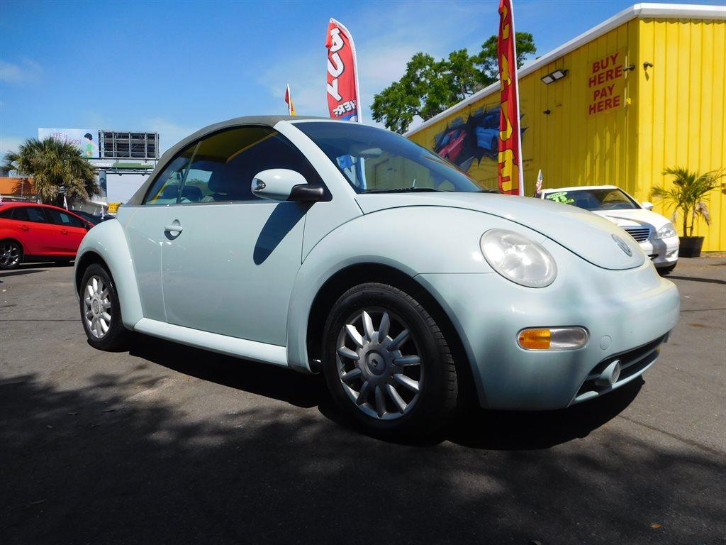 2005 Volkswagen New Beetle GLS photo
