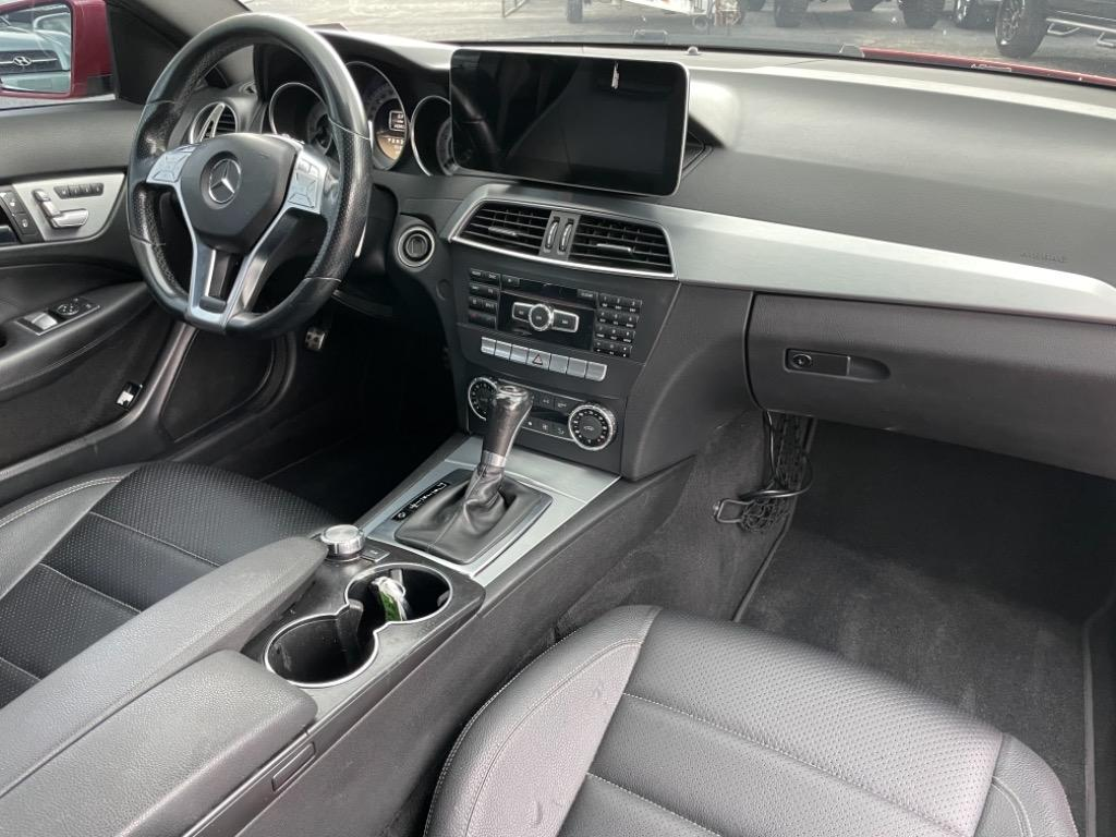 2012 Mercedes-Benz C-Class C250 photo