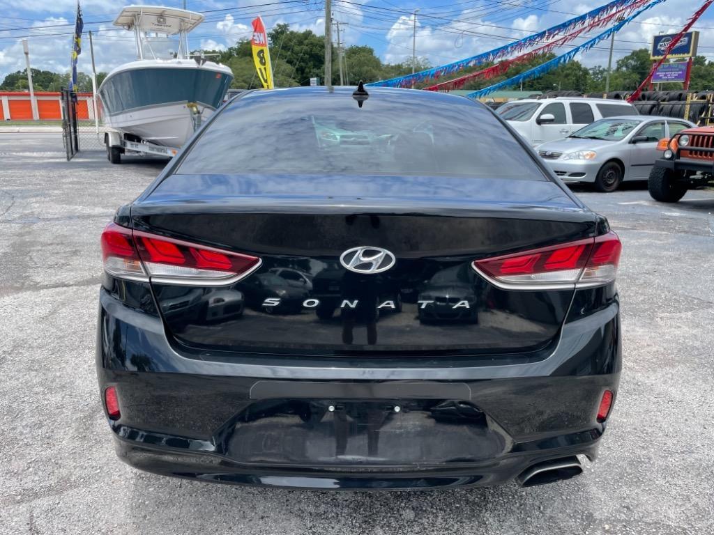 2018 Hyundai Sonata SEL photo