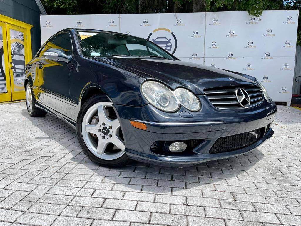 2004 Mercedes-Benz CLK-Class CLK500 photo