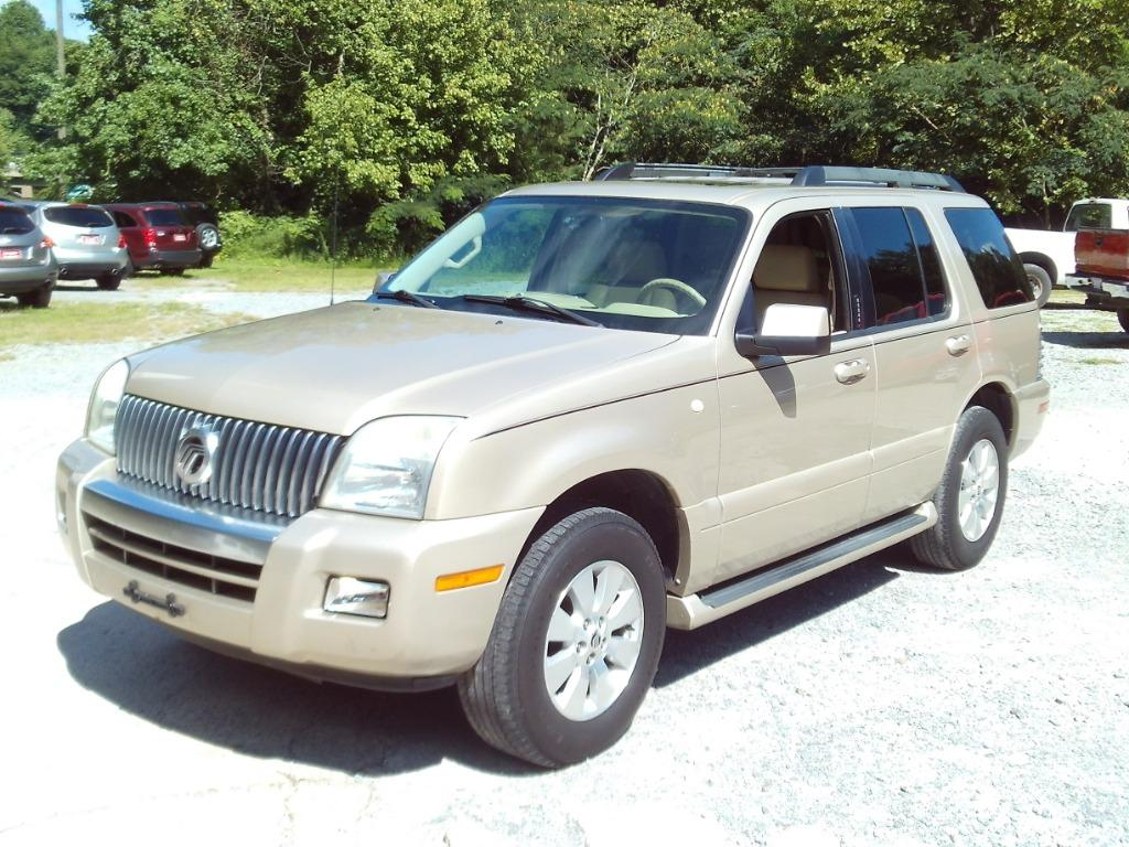 2006 Mercury Mountaineer Luxury photo