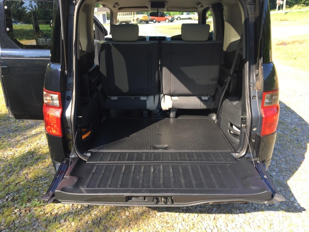 The 2008 Honda Element EX