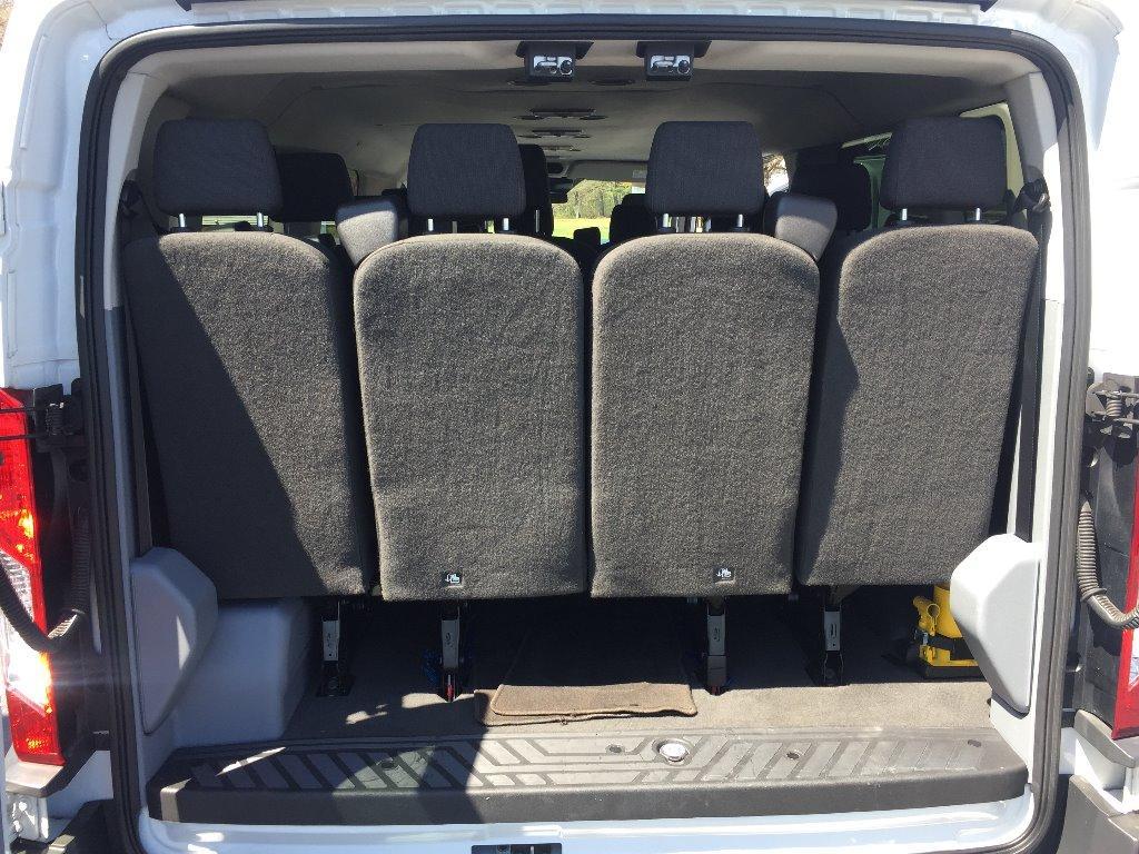2018 Ford T350 Transit Wagon Van XLT photo