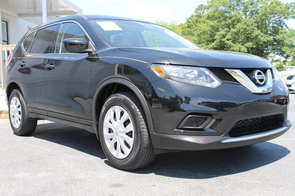 2016 Nissan Rogue S SUV photo