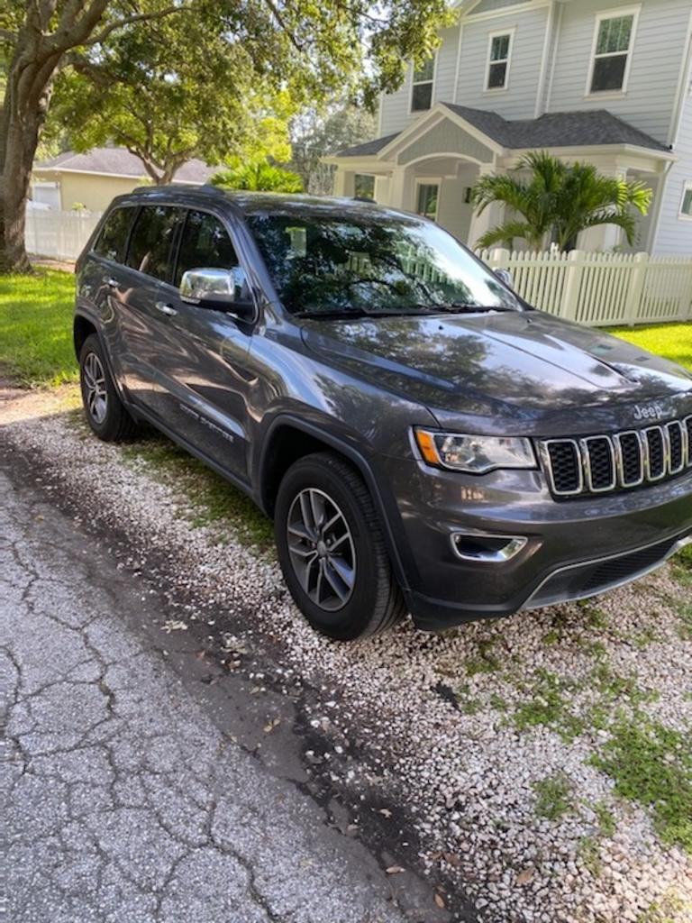 2018 Jeep Grand Cherokee Limited Limited photo
