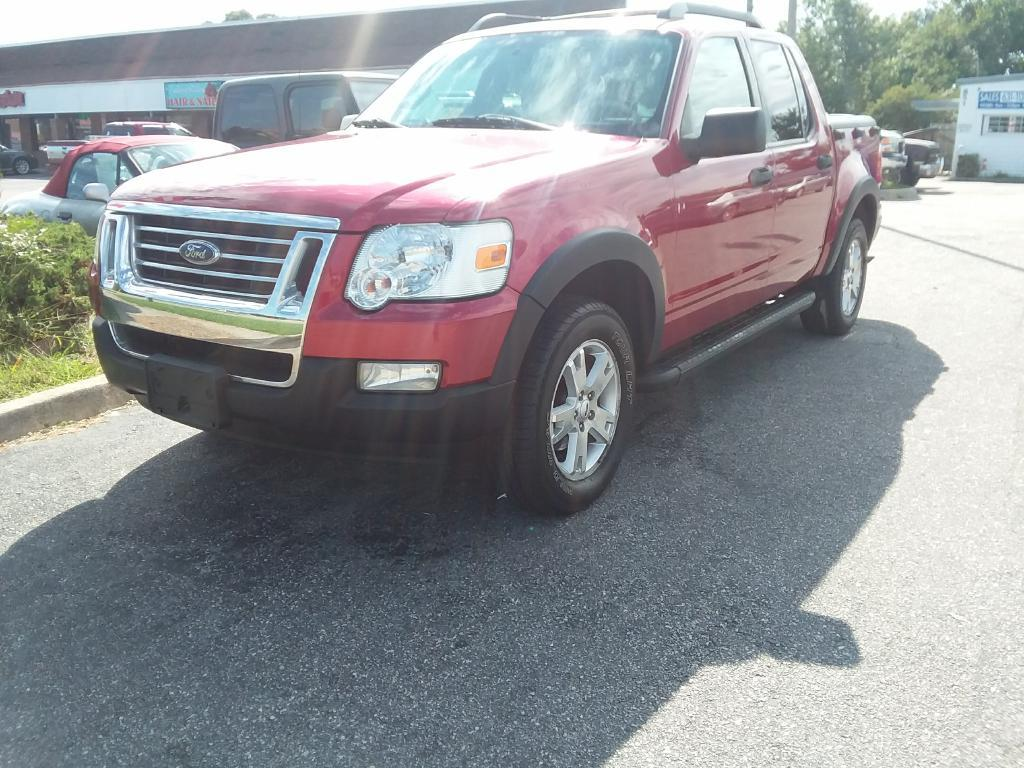 2007 Ford Explorer Sport Trac XLT photo