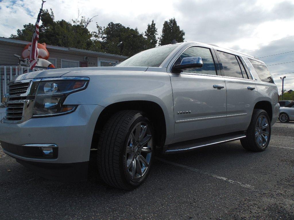 2015 Chevrolet Tahoe LTZ photo