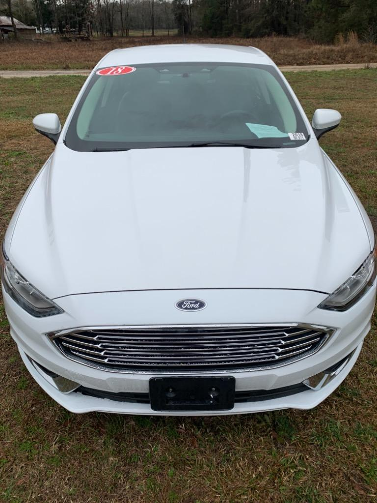 2018 Ford Fusion SE Hybrid photo