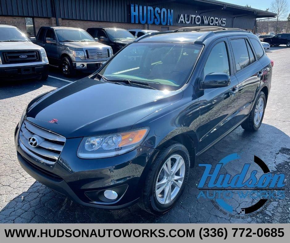 2012 Hyundai Santa Fe Limited photo