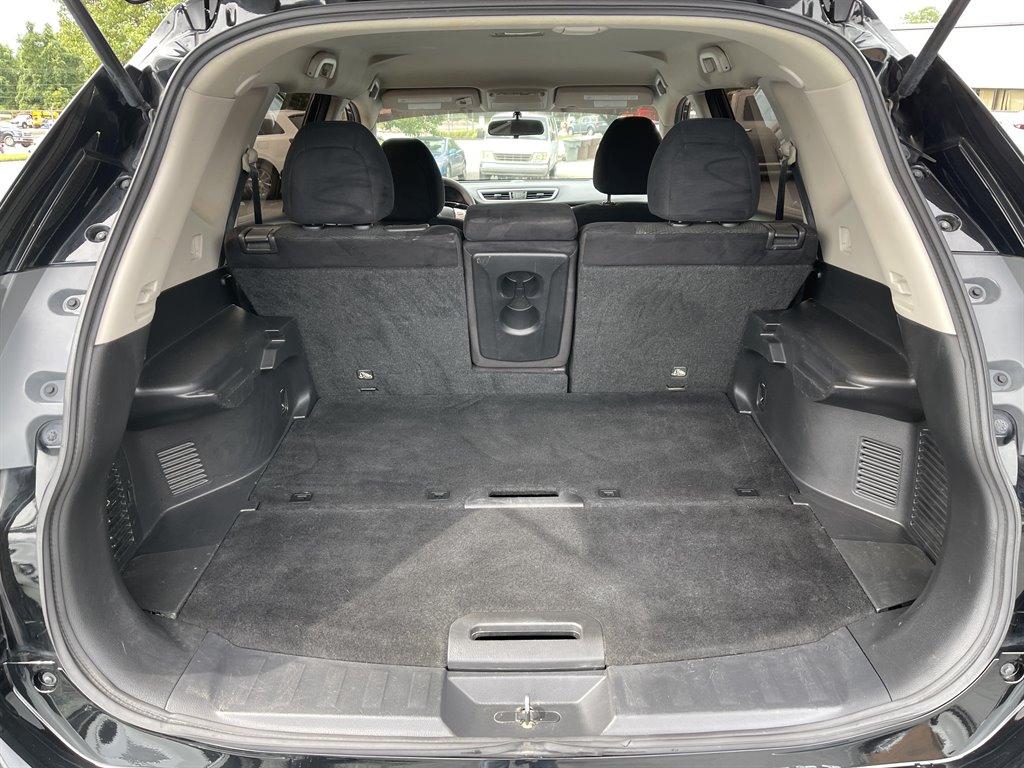 2014 Nissan Rogue S photo