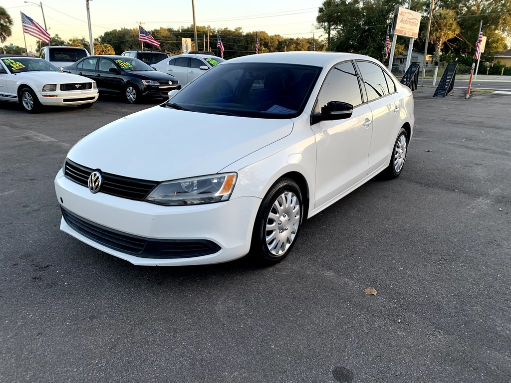 2012 Volkswagen Jetta SE PZEV photo