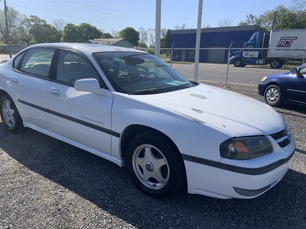 2000 Chevrolet Impala LS photo