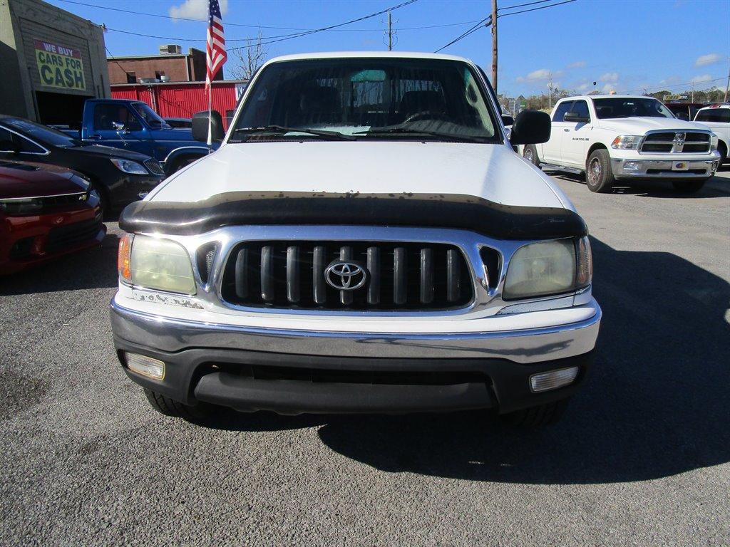 2003 Toyota Tacoma PreRunner photo