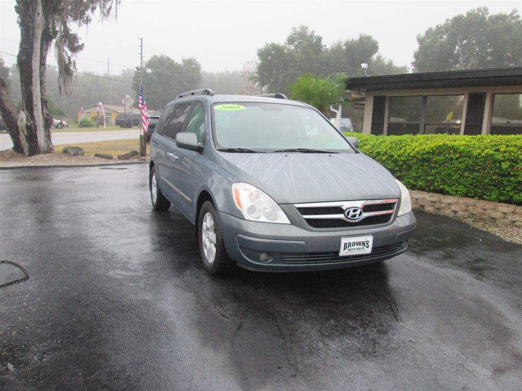 2008 Hyundai Entourage GLS